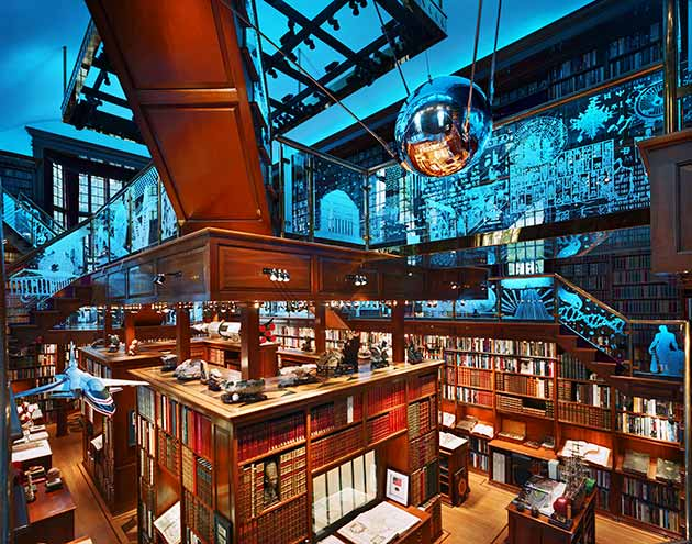Priceline Jay Walker's Library