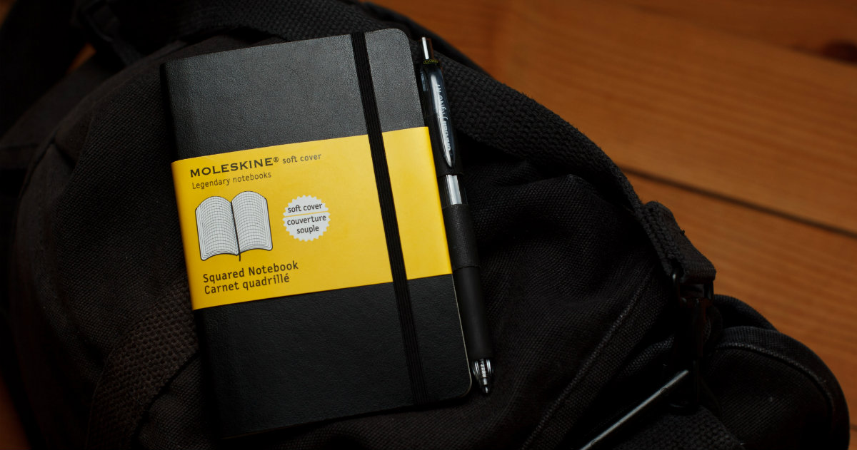 moleskine to do list